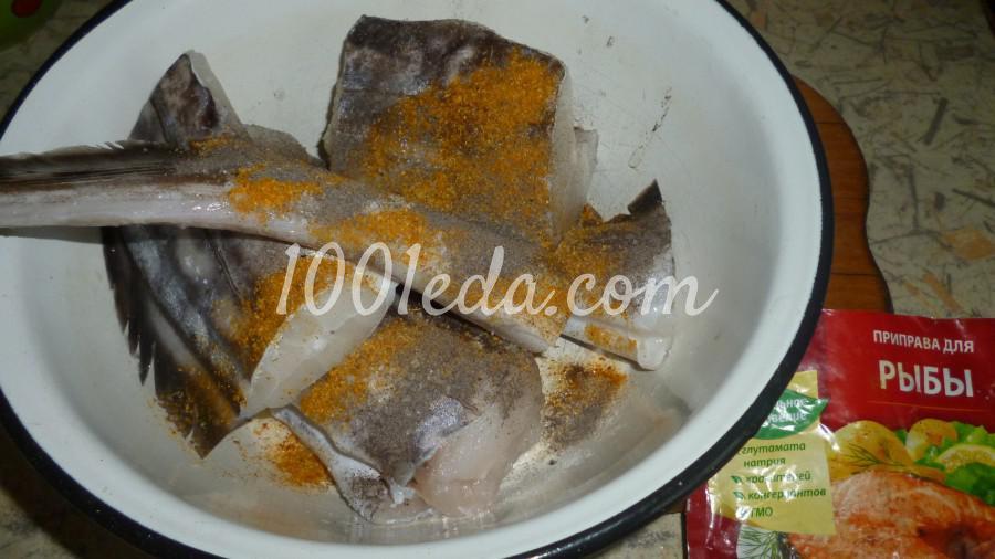 Приготовление морской рыбы в духовке рецепты