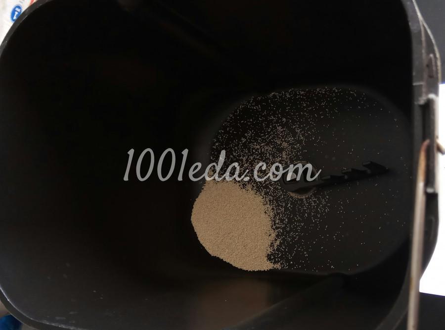 Ржаной хлеб на молоке в хлебопечке: пошаговый с фото - Шаг №1