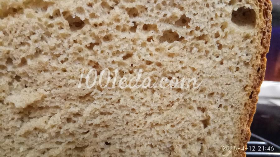 Ржаной хлеб на молоке в хлебопечке: пошаговый с фото - Шаг №10