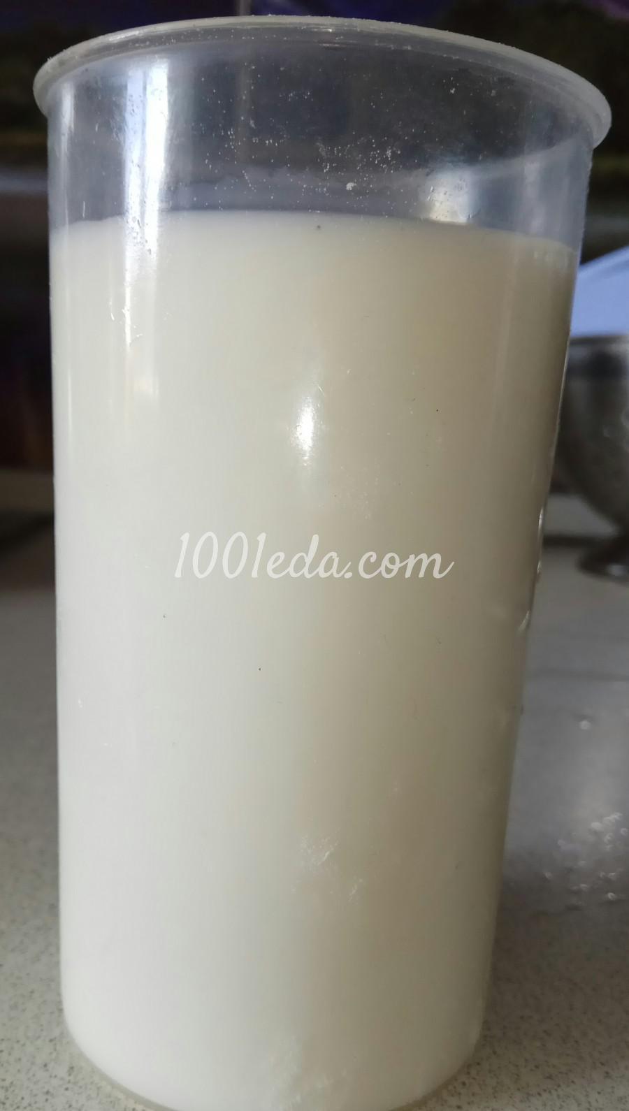 Ржаной хлеб на молоке в хлебопечке: пошаговый с фото - Шаг №6