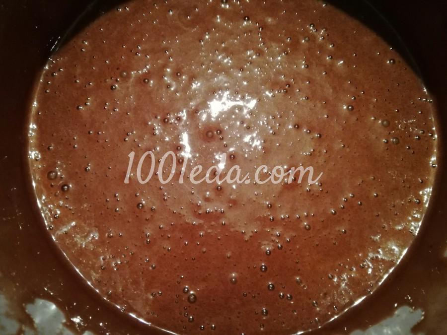 Шоколадный пирог кухен: рецепт с пошаговым фото - Шаг №2