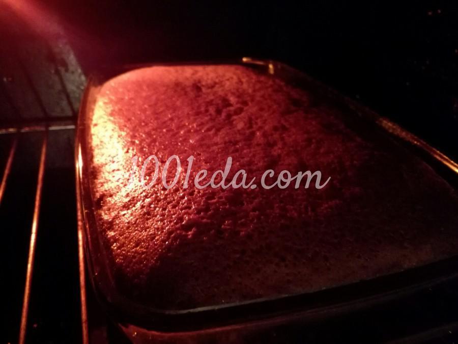 Шоколадный пирог кухен: рецепт с пошаговым фото - Шаг №3