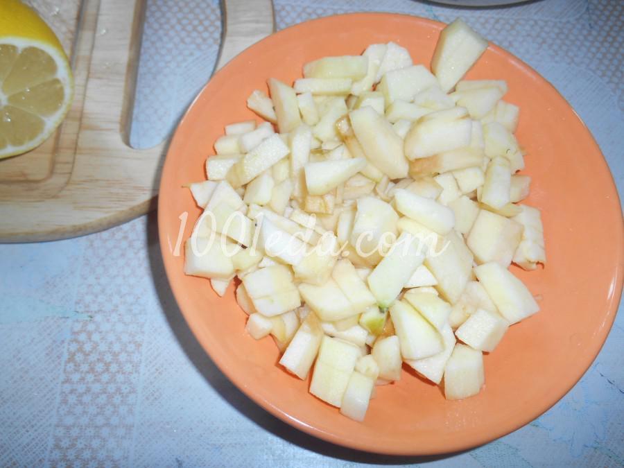 Штрудель с яблоками: пошаговый с фото - Шаг №7