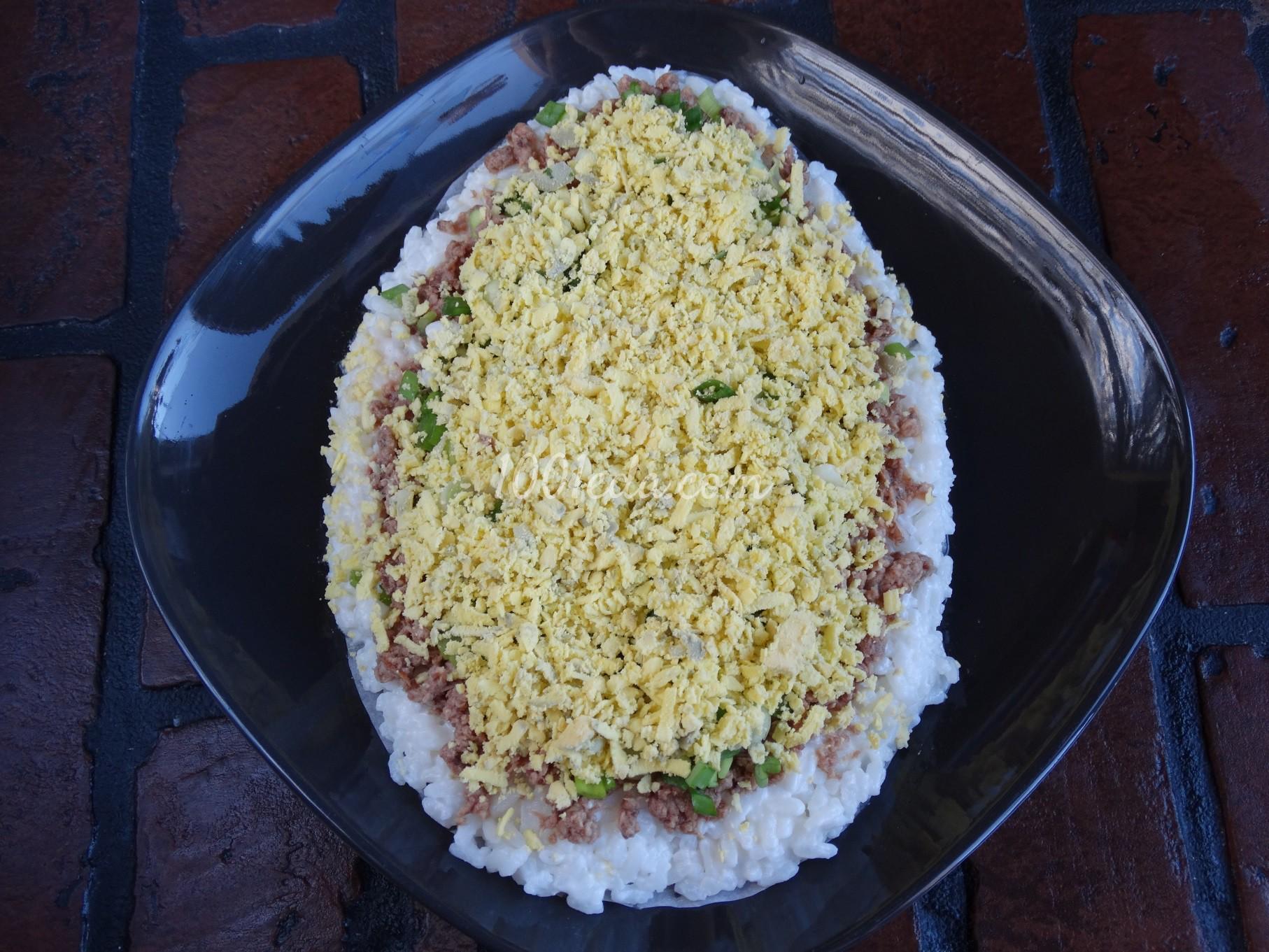 Салаты на пасху рецепты с пошагово