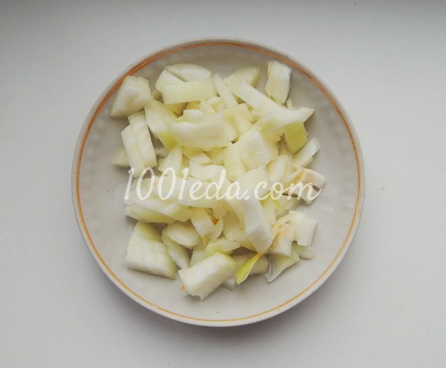"""Салат """"Березка"""" с черносливом: пошаговый с фото - Шаг №4"""