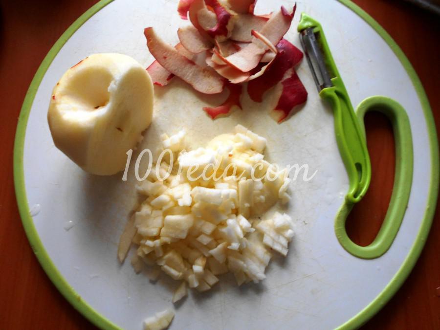 """Салат для деток """"Новый год к нам пришёл!"""": пошаговое фото - Шаг №2"""