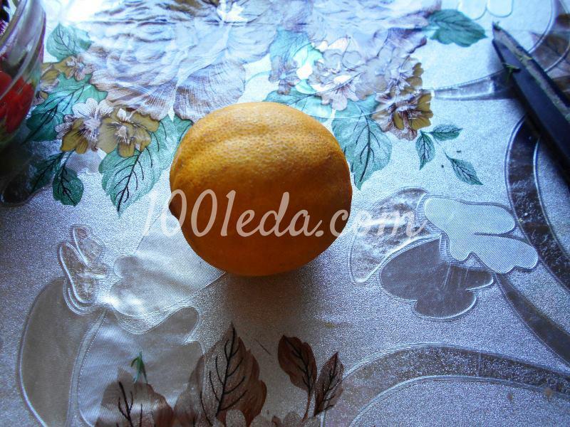 Салат из любимых травок с заливкой: пошаговое фото - Шаг №4