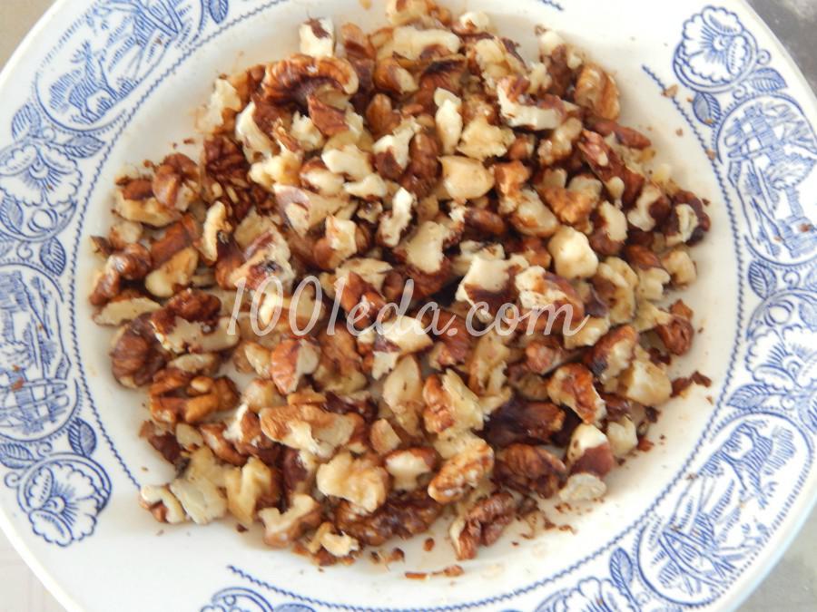 Салат из свеклы Свинка - Шаг №4