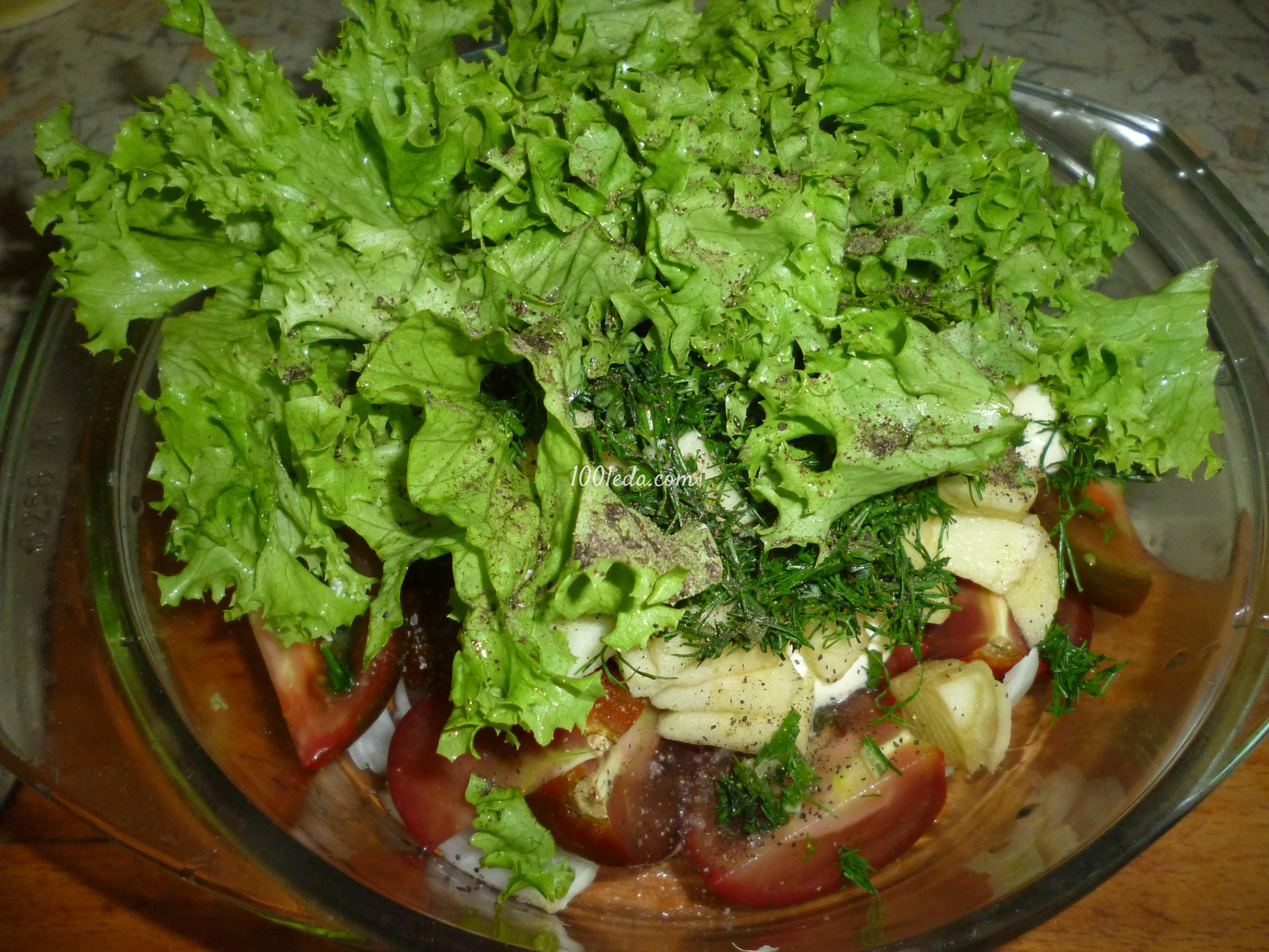 Принц салат классический рецепт