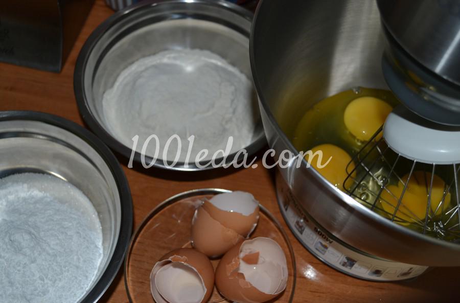 Самые вкусные, хрустящие вафли из детства: пошаговое фото - Шаг №2