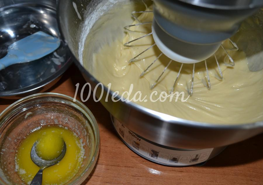 Самые вкусные, хрустящие вафли из детства: пошаговое фото - Шаг №6