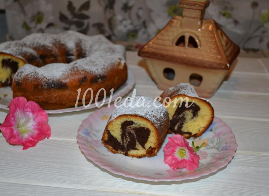 "Самый вкусный кекс на желтках ""Бабушка-кейк"": пошаговый с фото - Шаг №10"