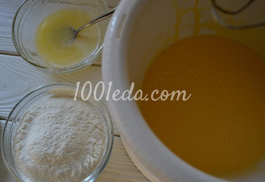"Самый вкусный кекс на желтках ""Бабушка-кейк"": пошаговый с фото - Шаг №3"