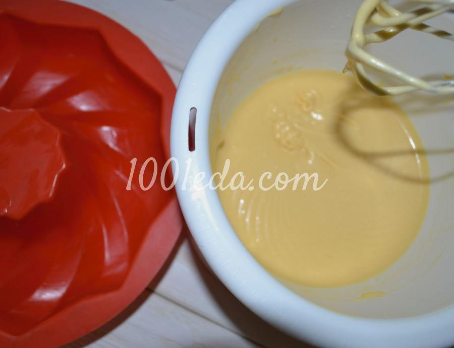 "Самый вкусный кекс на желтках ""Бабушка-кейк"": пошаговый с фото - Шаг №4"