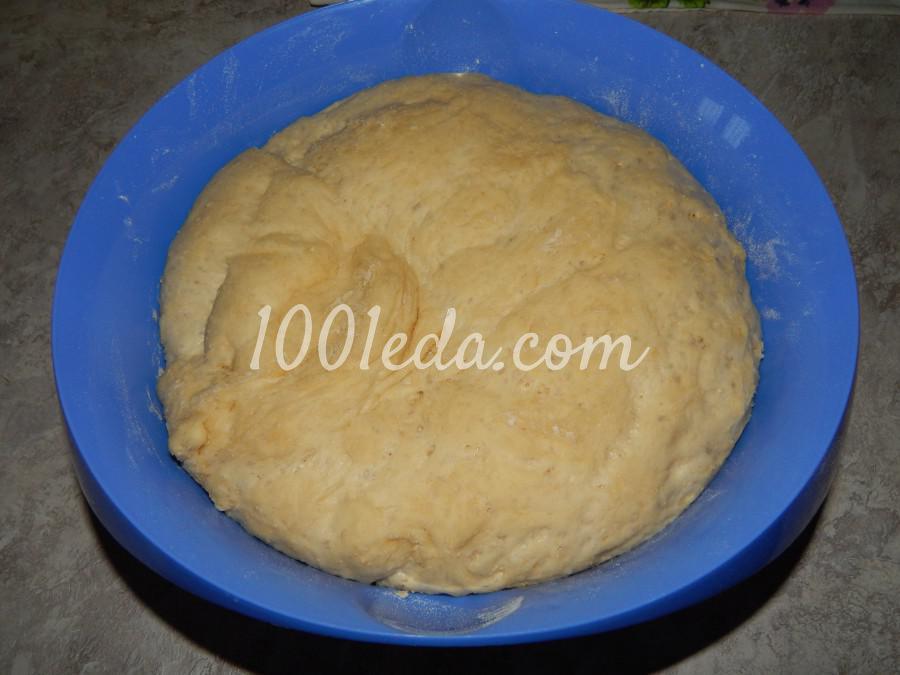 Сладкие, ароматные булочки с корицей: пошаговый с фото - Шаг №1