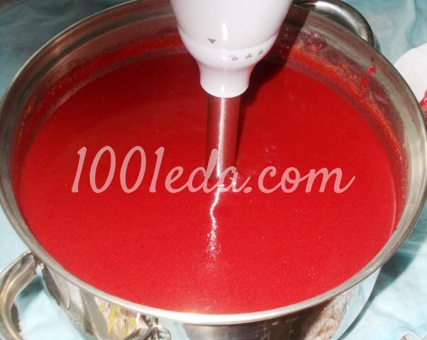 Сливовый сок с мякотью на зиму: пошаговый с фото - Шаг №5