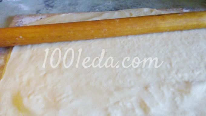 Слоеные сырные палочки: пошаговый с фото - Шаг №1