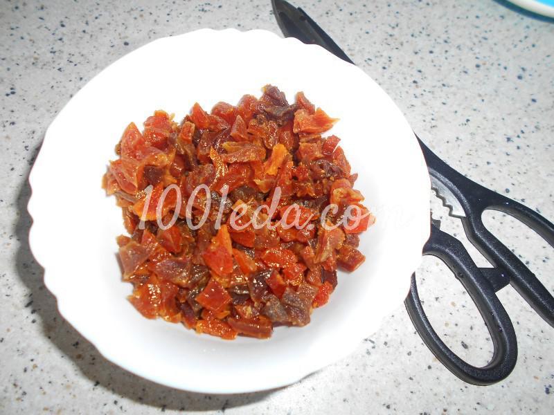 Современное сочиво с рисом и курагой: пошаговое фото - Шаг №1