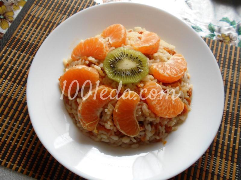 Современное сочиво с рисом и курагой: пошаговое фото - Шаг №6