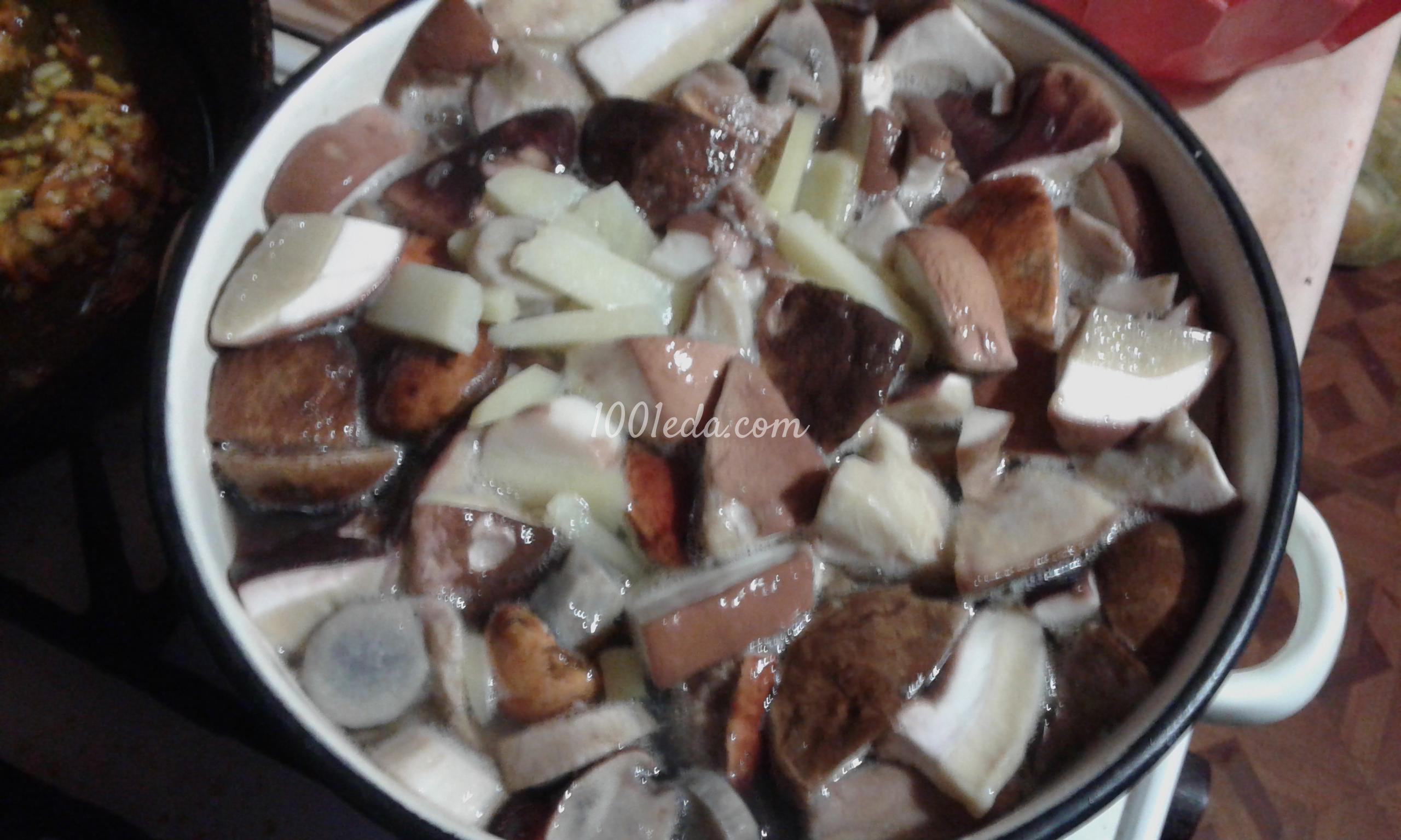 Овощной суп рецепт с фото пошагово с мясом