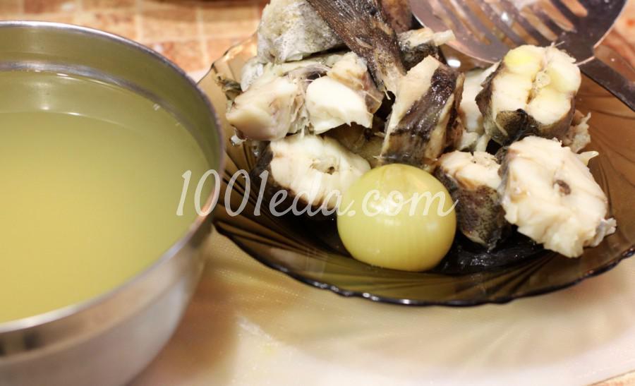 Суп из минтая: пошаговый с фото - Шаг №1