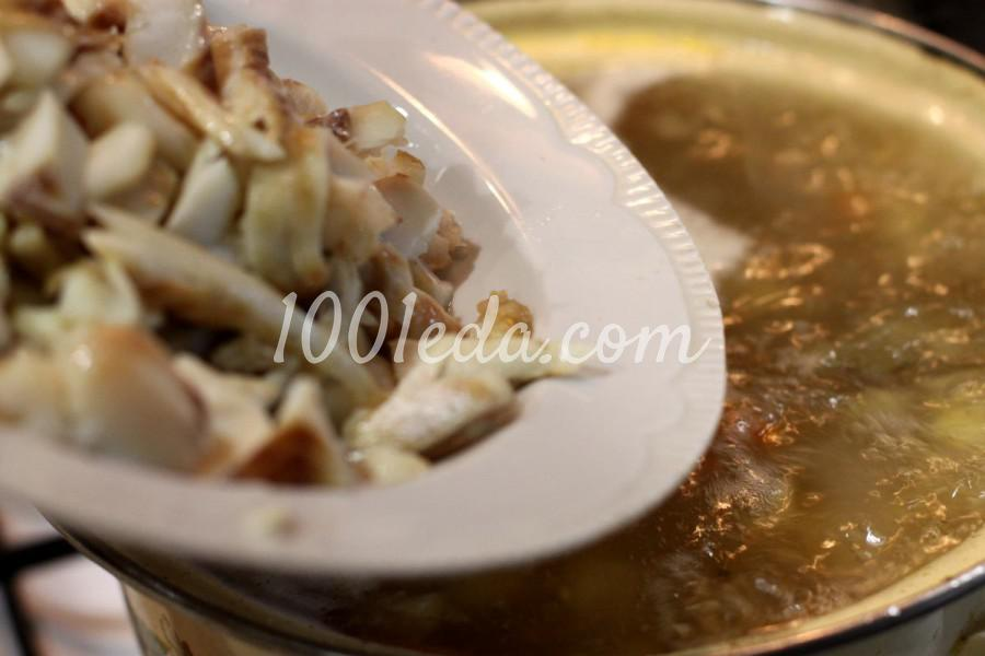 Суп из минтая: пошаговый с фото - Шаг №3