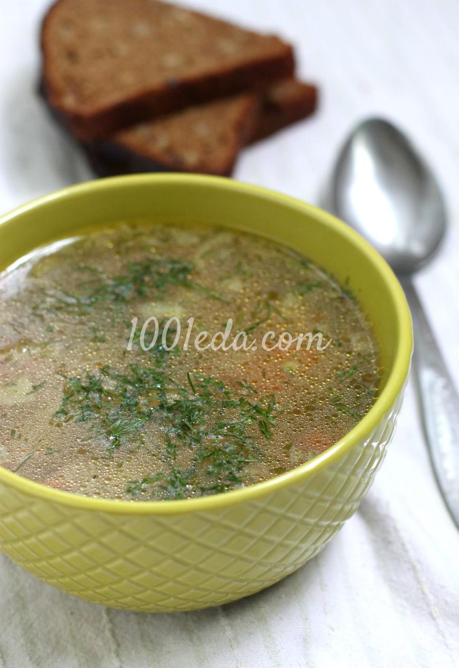 Суп из минтая: пошаговый с фото - Шаг №5