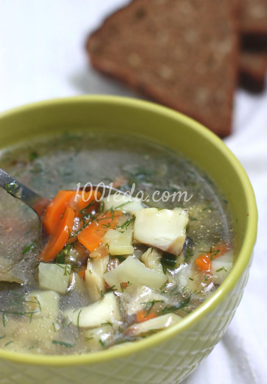 Суп из минтая: пошаговый с фото - Шаг №6