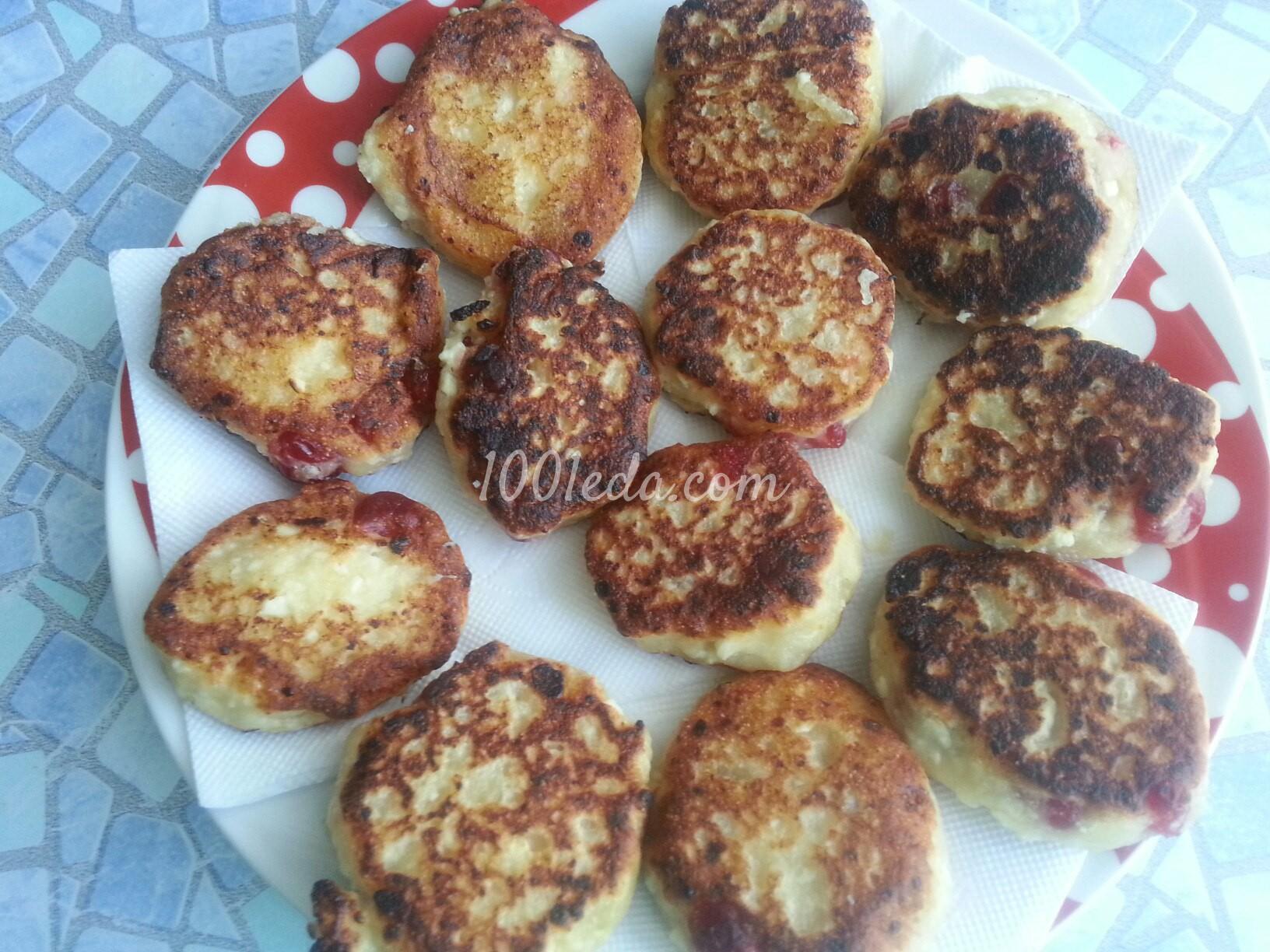 как приготовить сырники из творога пошаговый рецепт