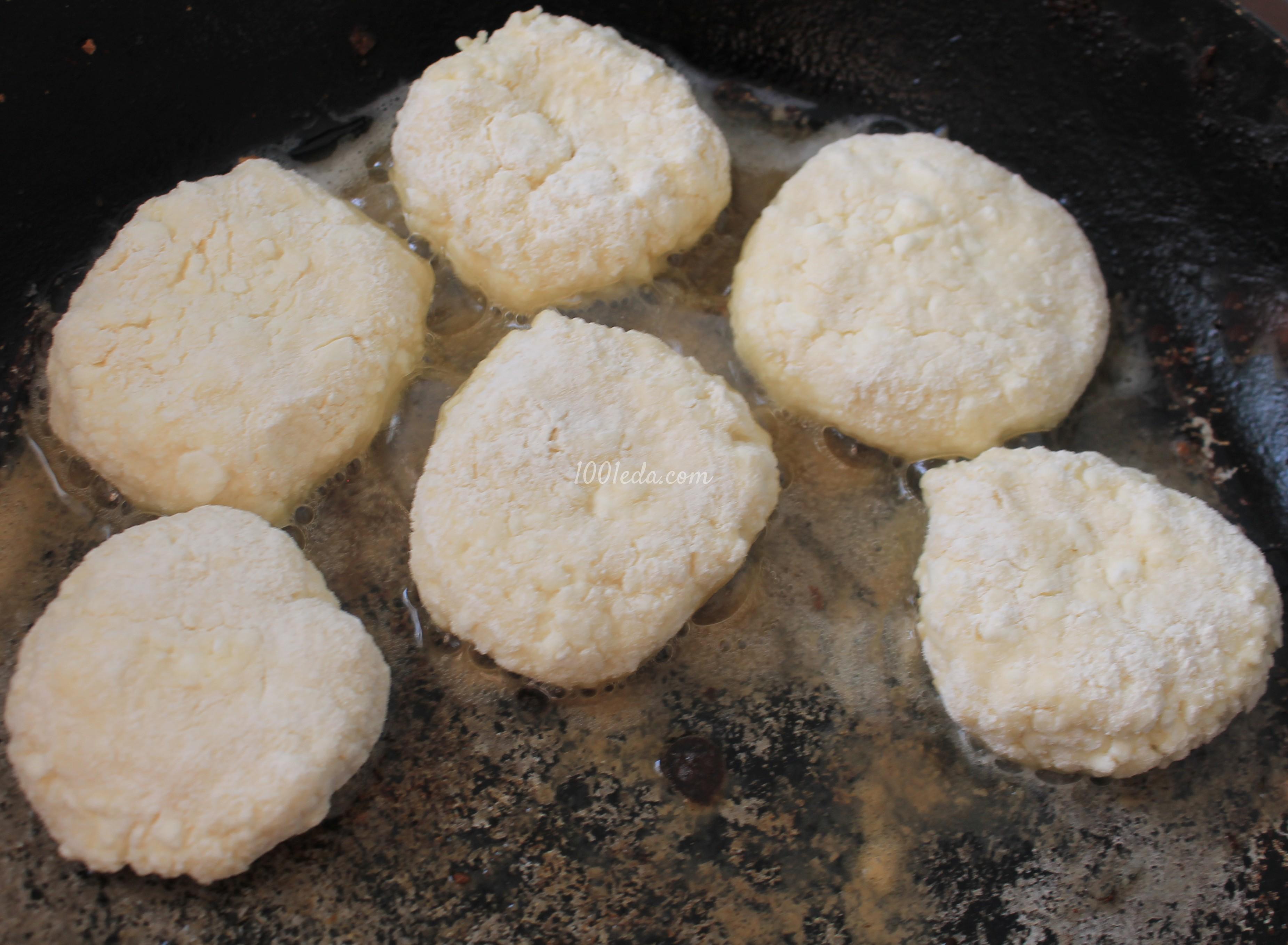 Как приготовить сырники быстро и вкусно рецепты с фото