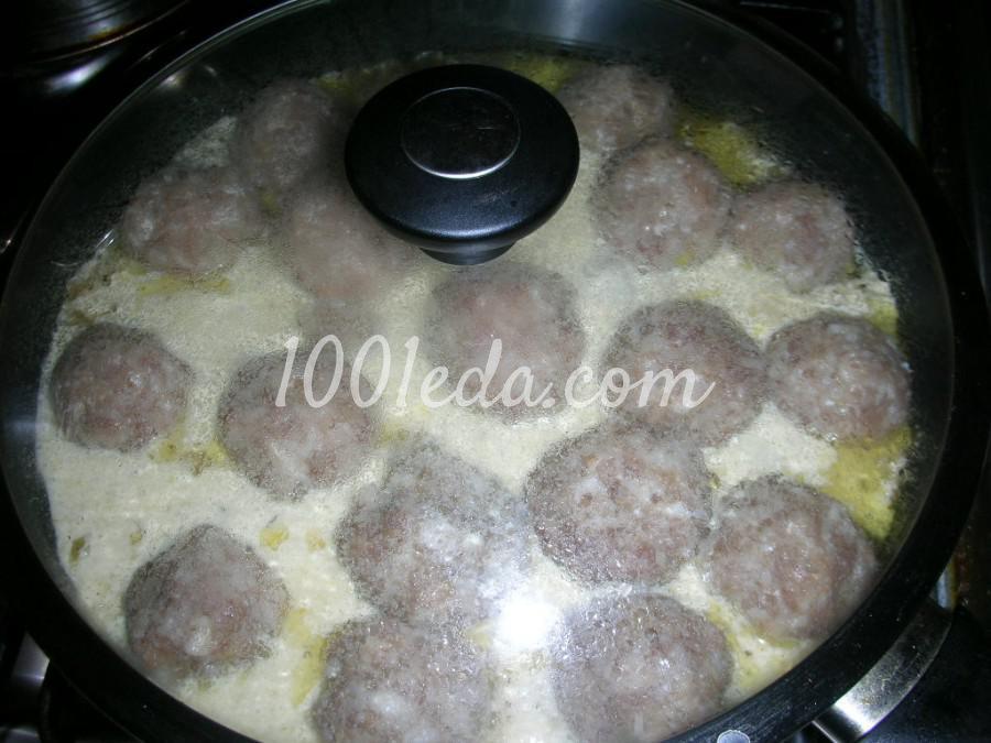 Вкусная подлива для тефтелей рецепт с фото