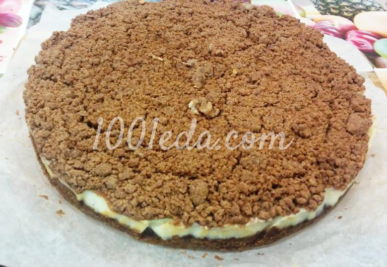 Торфяной пирог рецепт с фото пошагово