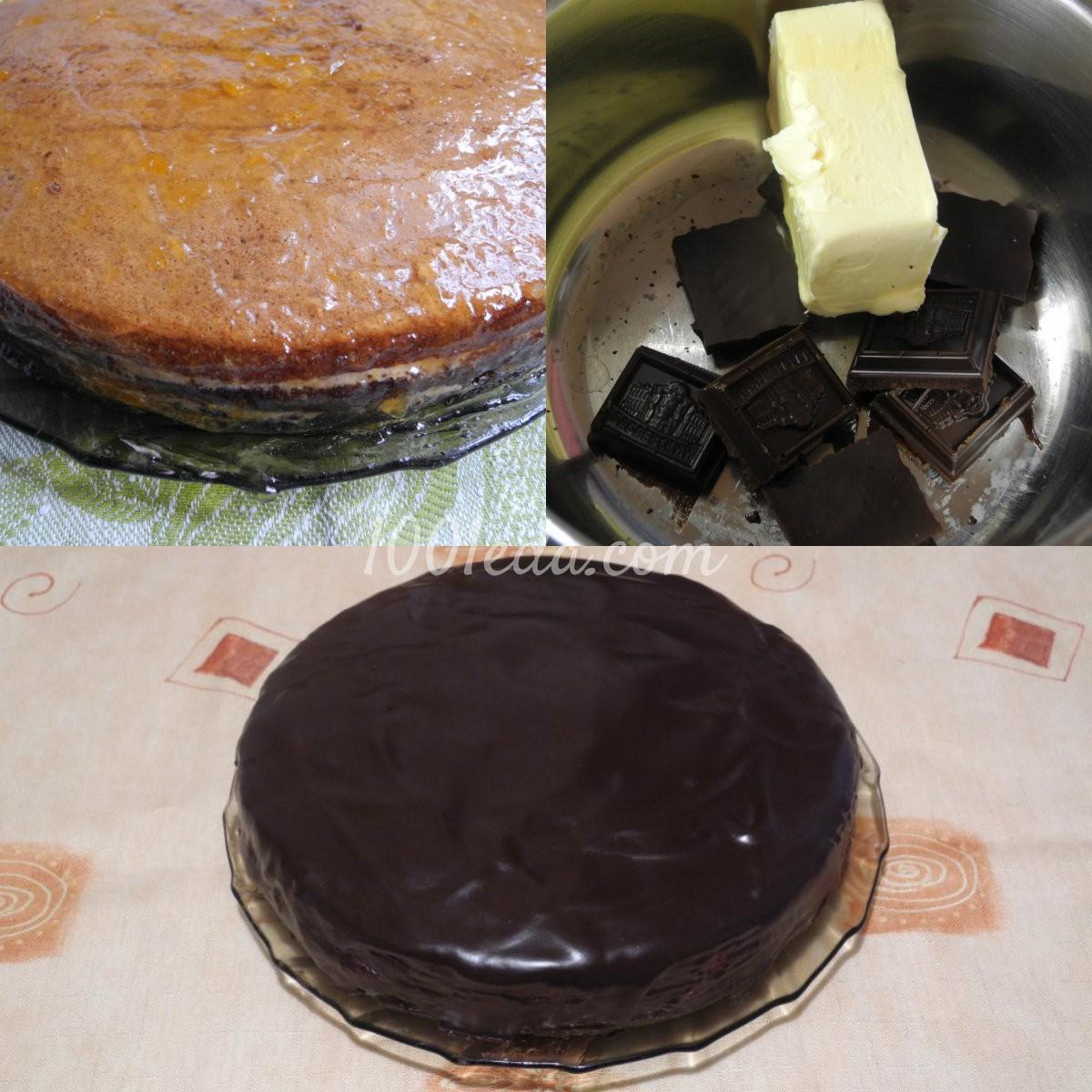 Как торт прага своими руками 35