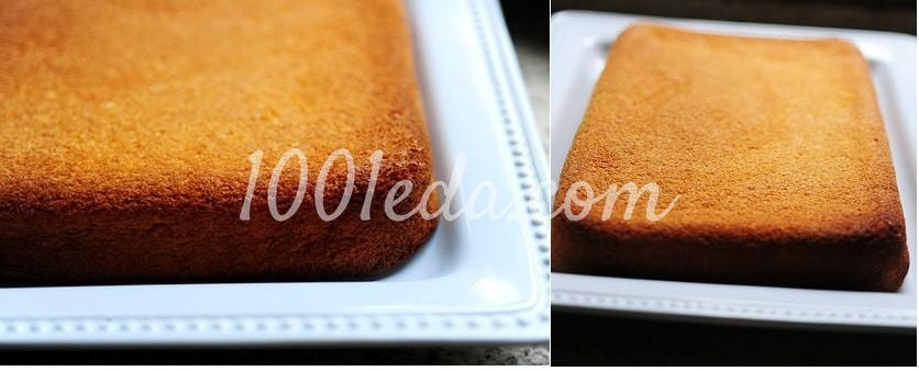 "Торт ""Три молока"": пошаговый с фото - Шаг №11"