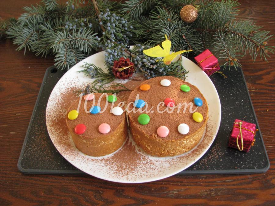 Торт из печенья с орехами: пошаговый с фото - Шаг 10