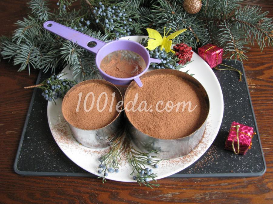 Торт из печенья с орехами: пошаговый с фото - Шаг 8