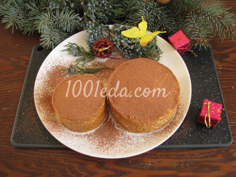 Торт из печенья с орехами: пошаговый с фото - Шаг 9