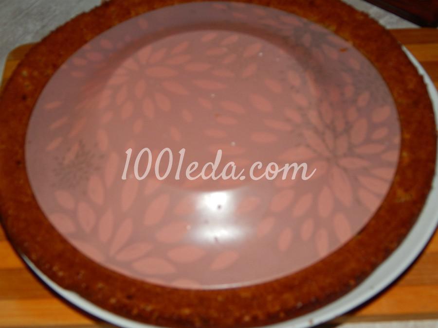 Торт на кефире с вареньем: пошаговое фото - Шаг №7