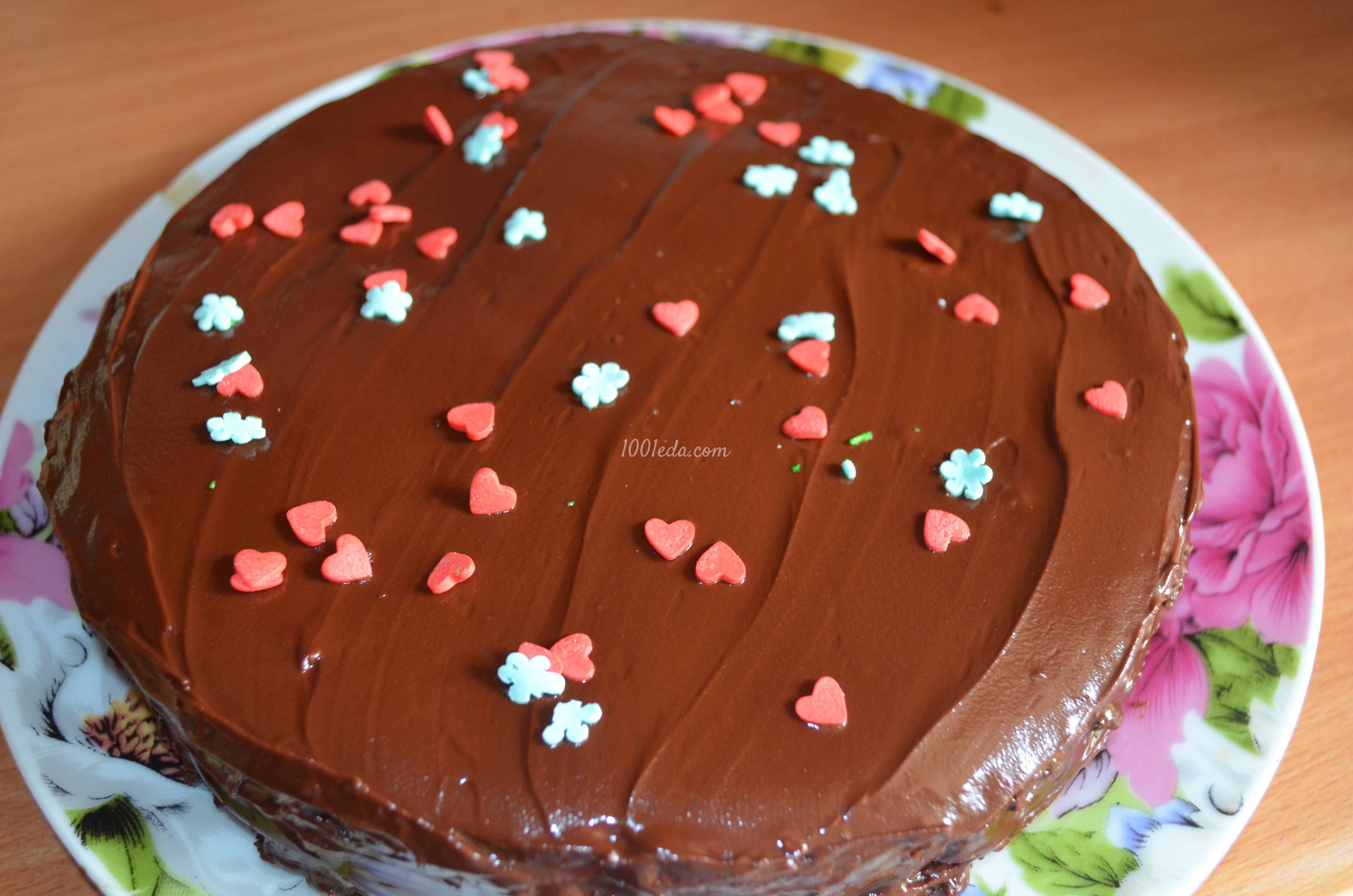 Торт сердце рецепт пошаговый с