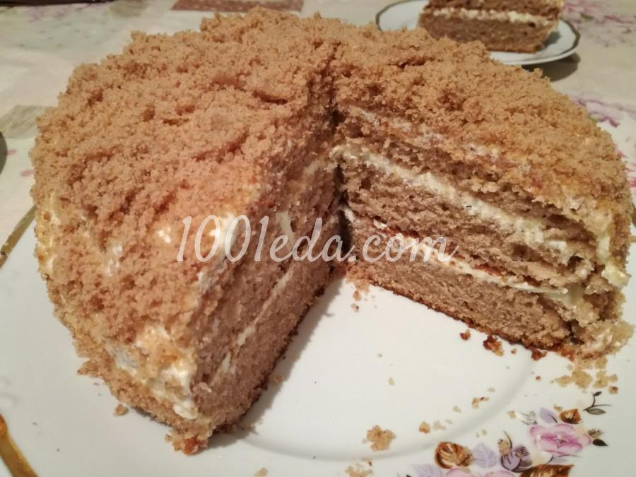 Торт Шоколадный бархат