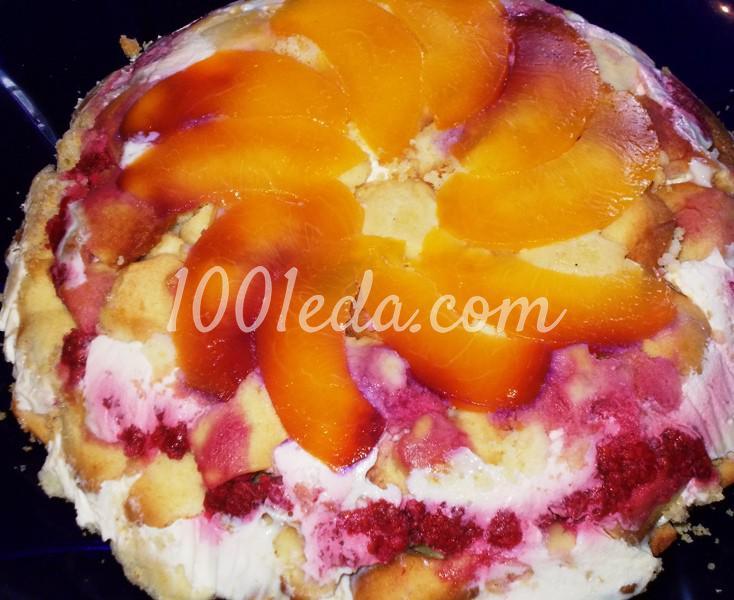 Тортик Необычный: рецепт с пошаговым фото - Шаг №10