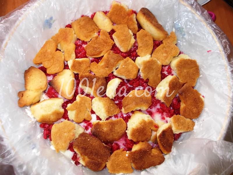 Тортик Необычный: рецепт с пошаговым фото - Шаг №9
