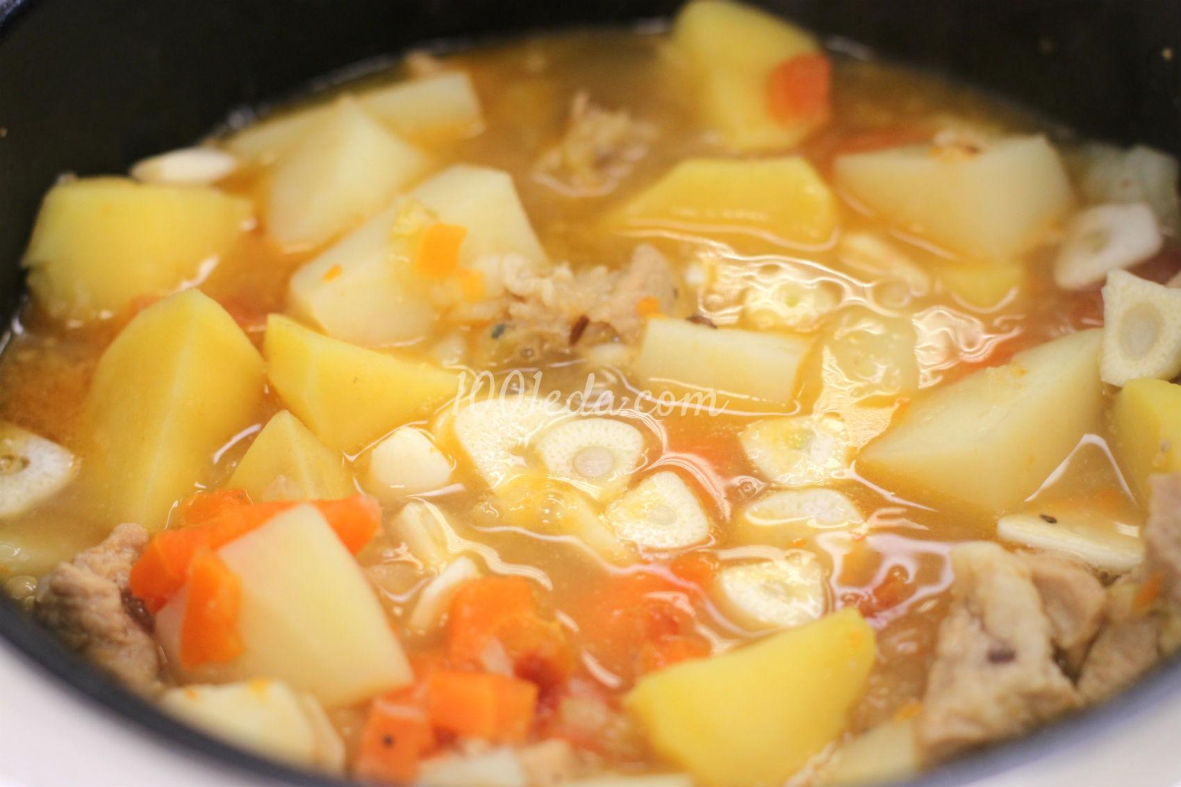 Рецепт бигоса с пошаговым
