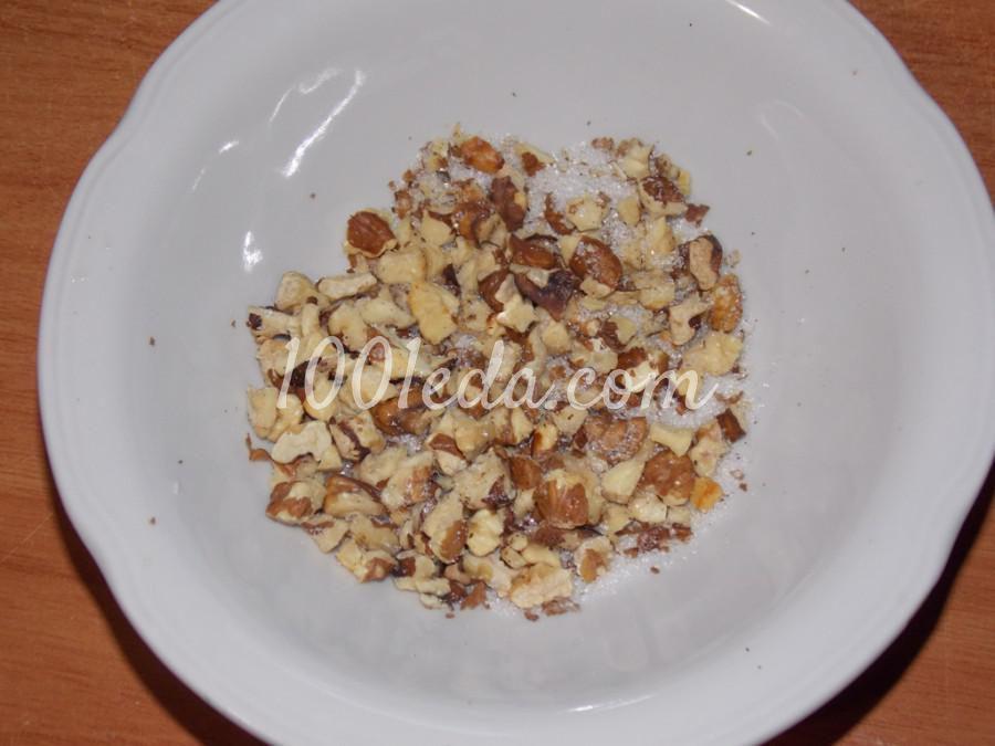 Творожный кекс с орехами: рецепт с пошаговым фото - Шаг №7