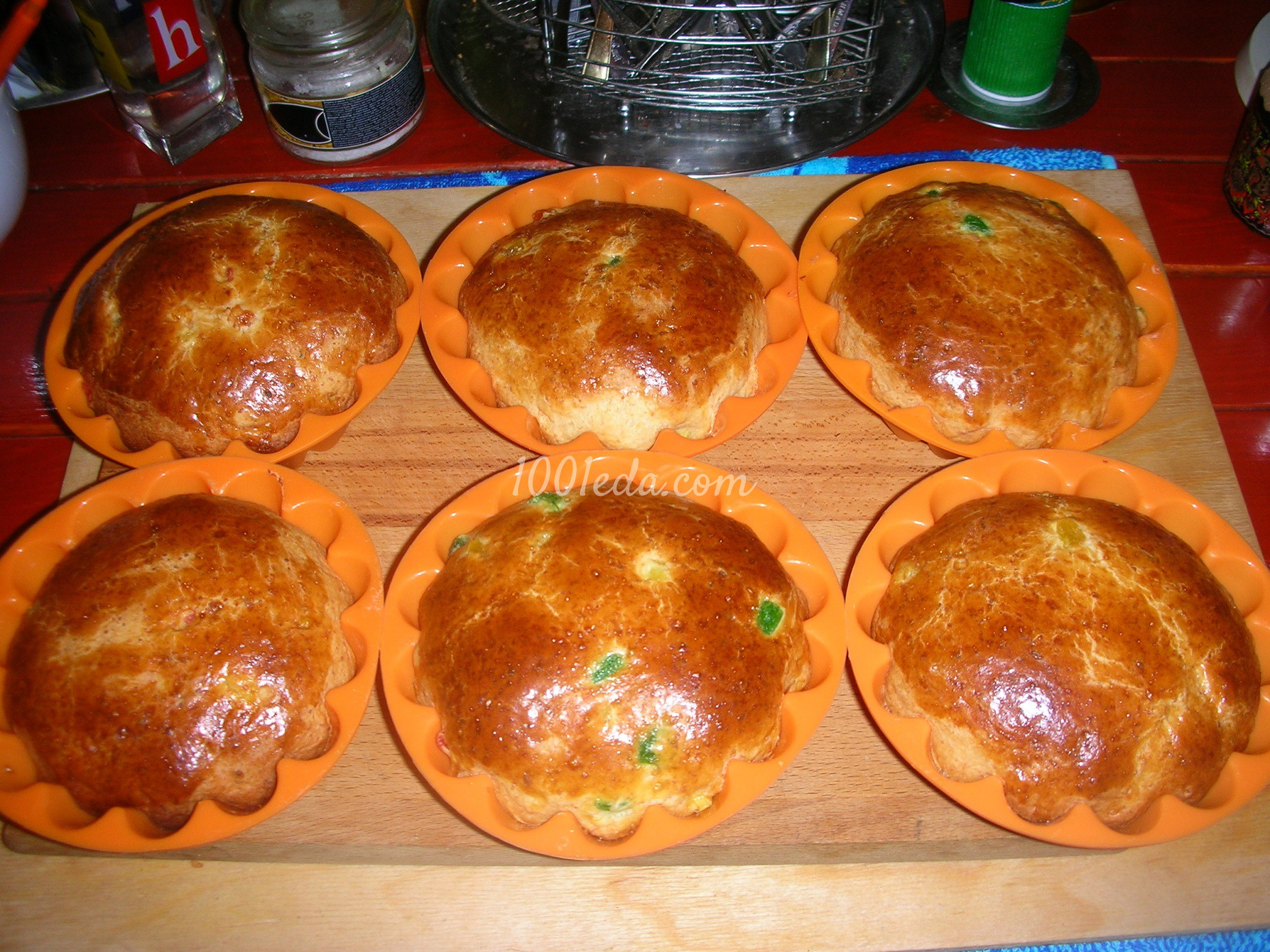 Рецепт кулича с пошаговым фото