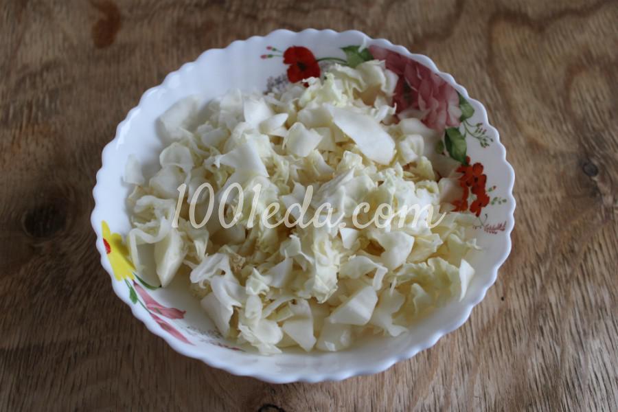 Тыква с овощами в духовке: пошаговый с фото - Шаг №5