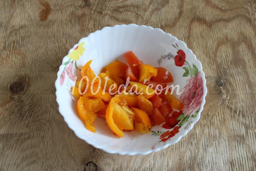 Тыква с овощами в духовке: пошаговый с фото - Шаг №7
