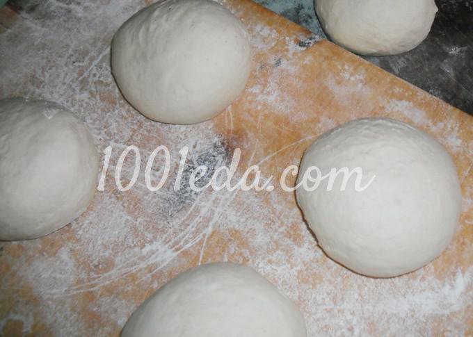 Узбекские лепешки оби-нон: рецепт с пошаговым фото - Шаг №8