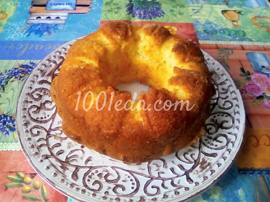 Ванильный бисквит на кипятке: пошаговый с фото - Шаг №12