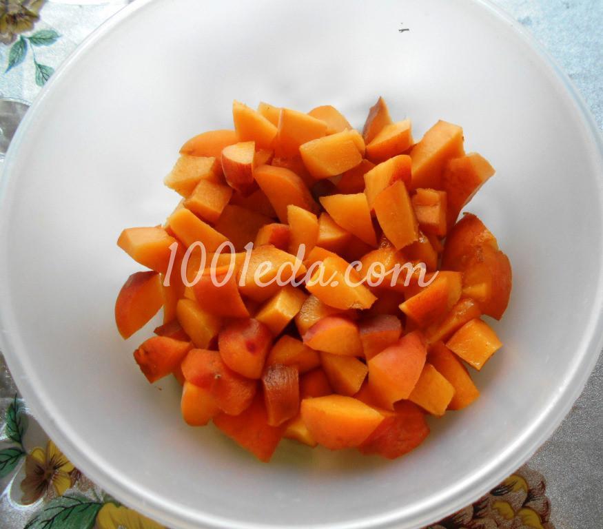 """Варенье из персиков """"Деликатес"""": пошаговый с фото - Шаг №1"""